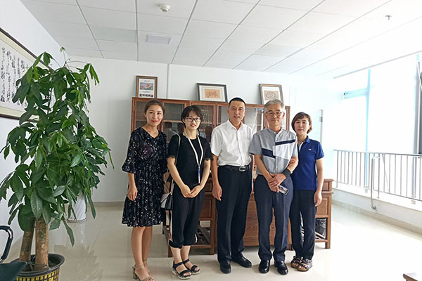 Korea customer visit